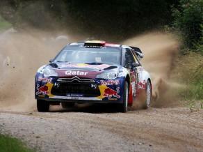 Latvijas rallija čempionātā saasinās intriga N4 klasē