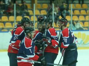 ''Liepājas metalurgs'' hokejisti pārbaudes spēlē uzveic VHL čempionus