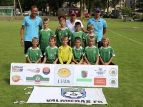 Valmierā notiks Latvijas U-11 futbola čempionāta finālturnīrs