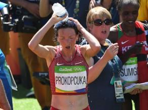 Prokopčuka arī šogad piedalīsies Bostonas maratonā