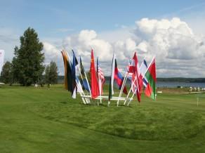 """Ar 12 valstu spēlētāju dalību startē  """"Latvian Open"""" golfa turnīrs"""