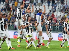 """""""Juventus"""" turpina nevainojami, uzvar arī sekotāji"""