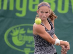 Marcinkeviča un Vismane iekļūst ITF turnīra 2. kārtā
