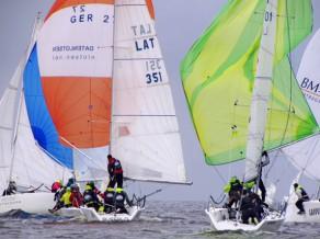 Latvijā pirmo reizi - ORC Eiropas čempionāts sporta jahtām