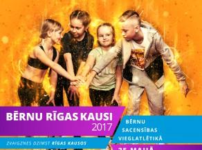 Pirmo reizi ''Rīgas Kausu'' ietvaros norisināsies sacensības bērniem