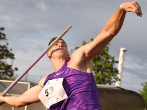 Štrobinders Vācijā uzstāda jaunu personīgo rekordu