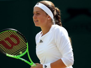 Ostapenko WTA rangā paceļas uz rekordaugsto 10. vietu