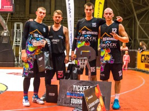 """""""RC Būvnieks/Blacksports"""" 3x3 basketbolisti izcīna ceļazīmi uz """"Moscow Open"""""""