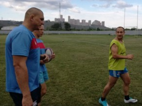 Baranovs atsāk treniņus