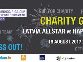 URC 2017 atklāšanā Latvijas All-star cīnīsies ar 2014.gada Somijas čempioniem