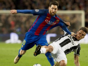 """Čempionu līgu ieskandinās """"Barcelona"""" un Turīnas """"Juventus"""" grandu duelis"""