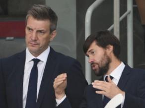 """Rīgas """"Dinamo"""" pēc sešu zaudējumu sērijas negrasās atlaist Ozoliņu"""