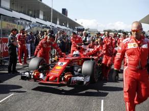 """""""Ferrari"""" atklāj Fetela izstāšanās iemeslu"""