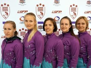 Somijā startēs I.Rudzītes kērlinga komanda, skaties spēles tiešraidē