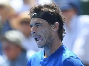 Nadals zaudē Gaskē, bet par ceļgalu neuztraucas