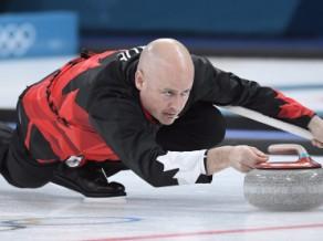 Kanāda olimpisko titulu nenosargā arī vīru kērlinga turnīrā, finālā Zviedrija un ASV