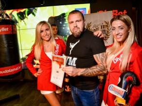 """21. aprīlī norisināsies """"Strike Sport Olybet Grand Prix 2018"""" otrais pusfināls"""