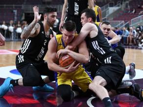 Lomažs piesakās MVP kandidātos, Ventspils uzvar Rīgā un panāk 2-2