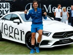 Federers Štutgartes finālā apspēlē Raoniču