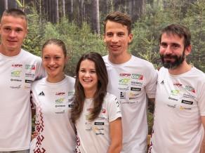 Latvijas orientēšanās izlase mājās gaidāmajā PČ cer gūt medaļas stafetē