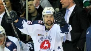 Video: Daugaviņš un Sestito - KHL nedēļas labākajos vārtu guvumos