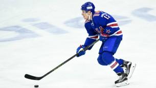 Video: KHL nedēļas vārtu guvumos triumfē SKA, pārspējot rīdziniekus