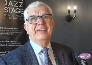 "Video: Aizvadīta ""Riga Jazz Stage 2017"" preses konference"