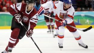 Latvija vēlreiz spēlēs pret Čehiju