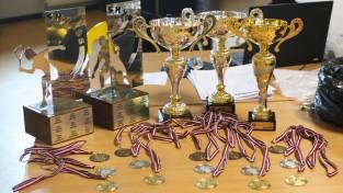 Par valsts čempioniem skvošā atkal kļūst Pāvulāns un Mackeviča