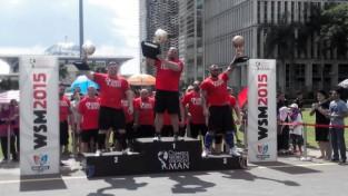 Braiens Šovs kļūst par 2015. gada pasaules spēcīgāko vīru (+video)