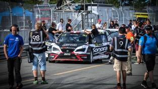 """Nitišs pārtrauc sadarbību ar """"Münnich Motorsport"""" komandu"""