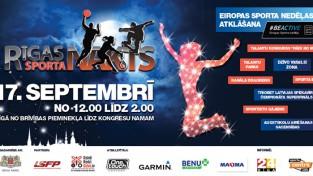 Rīt Rīgā valdīs sports un aktīvā atpūta