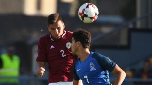 """Latvijas izlases aizsargs Maksimenko, visticamāk, nepaliks """"Termalica"""" komandā"""