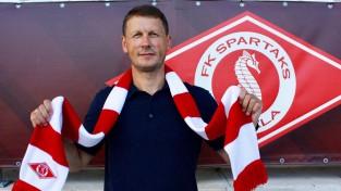 """Jūrmalas """"Spartakam"""" jau desmitais ārzemju treneris"""