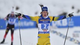 Zviedrija stafetē notur aiz sevis Norvēģiju, Vācijai ar soda apli trešā vieta