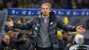 """""""Borussia"""" ar uzvaru mazākumā sabojā Klinsmana atgriešanos"""