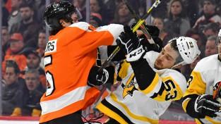 """Bļugeram divi metieni, """"Penguins"""" neveiksme Pensilvānijas derbijā"""