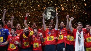 Spānija otro reizi pēc kārtas kļūst par Eiropas čempioni handbolā