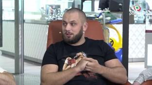Zutis stāsta par boksu, slavē Briedi un uzklausa interneta komentārus par sevi