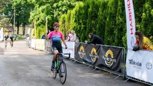 Latviešu riteņbraucējs Bogdanovičs triumfē sacensībās Lietuvā