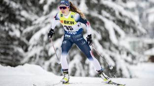 """Blogs: Eiduka un Vīgants par """"Tour de ski"""" smago pārbaudījumu un rezultātiem"""