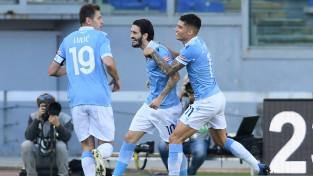 """""""Lazio"""" droši pieveic """"Sampdoria"""" un iekļūst četriniekā"""