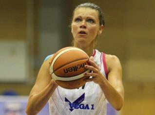 Latvijas – Igaunijas līgas Novembra spēlētāja – Ieva Vītola
