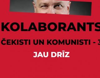 """Aicina piedalīties grāmatas """"Kolaborants"""" tapšanā sērijā """"Čekisti un komunisti"""""""