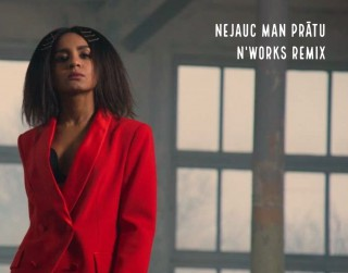 Video: Rutuļa alterego projekts N'WORKS izdod remiksu Aminatai