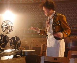 """Šī rudens skandalozākās filmas pirmizrāde festivālā """"Baltijas pērle"""". <i>Par 10 dienām, kas satricināja Eizenšteinu</i>"""