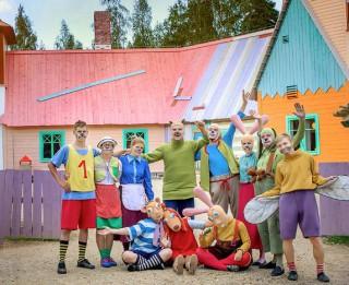 Ziemassvētki ar Loti no Izgudrotāju ciemata Igaunijā