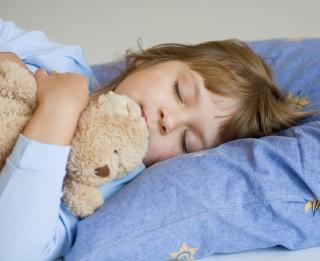 Vai Tavs bērns guļ pietiekami?