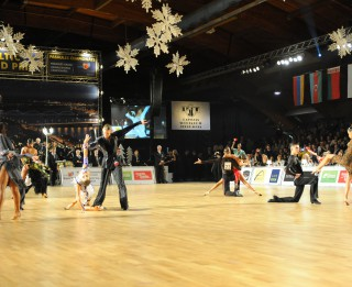 Starptautiskā 36. sporta deju festivāla BALTIC GRAND PRIX 2017 biļetes jau pārdošanā