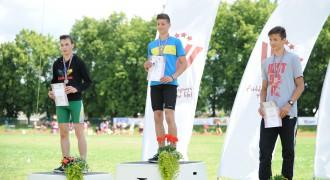 Foto: Latvijas čempionāts U-16 un U-20 grupai /2.diena/